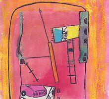 Trapeze by Jenny Davis