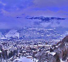Wonderful Switzerland V by Daidalos