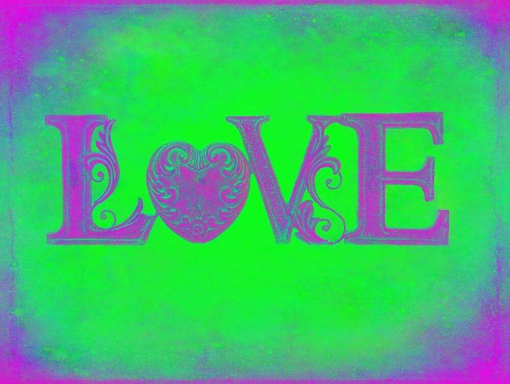 Funky Groovy Love... by Carol Knudsen