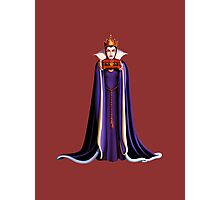 Evil Queen Photographic Print