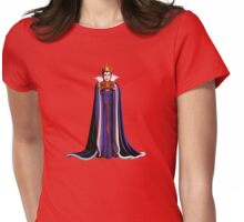 Evil Queen Womens Fitted T-Shirt