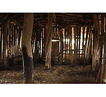 Clayton Farm, Bordertown, South Australia Photographic Print