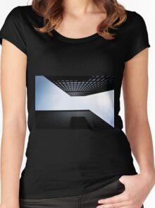 Twist  Women's Fitted Scoop T-Shirt