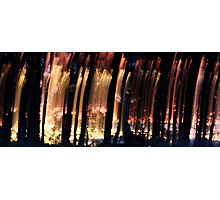 Westfield Sunset Photographic Print
