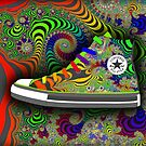 Fractal Foot Fetish by Smurfesque