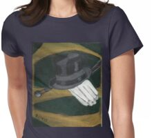 Steppin' Out Womens Fitted T-Shirt