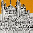 Yellow Dome by Adam Regester