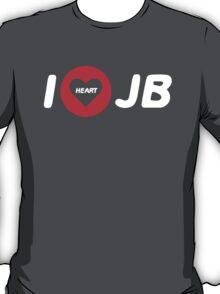 i heart justin bieber T-Shirt