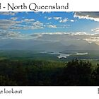 Hinchinbrook Island – From the Cardwell Range Lookout by Paul Gilbert