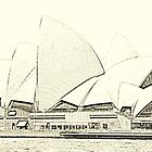 Sydney Opera House by Stan Owen