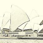 Sydney Opera House by Stan Owen