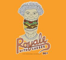 Royale with cheese by Octochimp Designs