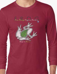 Free Range Organic Gardens Long Sleeve T-Shirt
