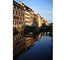 Old Strasbourg Photographic Print