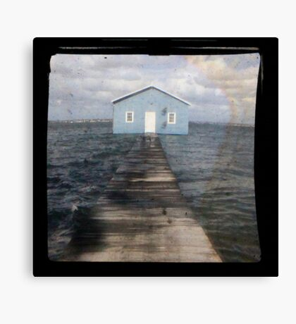 TTV Image ( Through The Viewfinder) Canvas Print