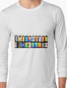 """""""Ode to Film"""" Long Sleeve T-Shirt"""