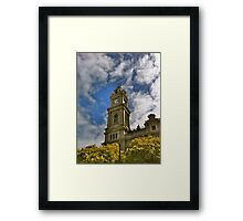 Old Geelong Post Office Framed Print