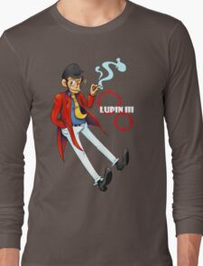 LUPIN III  Long Sleeve T-Shirt