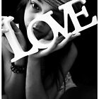 Even love has it's shadows. by BonnieRose