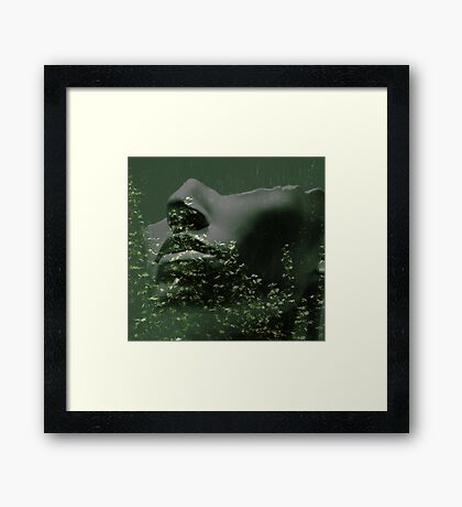 Earth Day 2011....  Mother Nature Framed Print