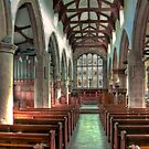 St Andrew Church - Dent,Cumbria by Trevor Kersley