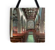St Andrew Church - Dent,Cumbria Tote Bag