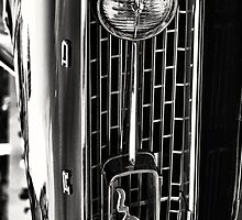 close up of Ford Mustang by benbdprod