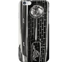 close up of Ford Mustang iPhone Case/Skin