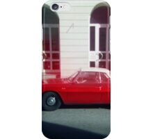 Red Leaking VW - Munich, Germany iPhone Case/Skin