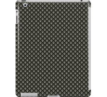 Diamond scales - small and pointy iPad Case/Skin