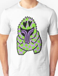 Freak Beast Lover Purple & Green T-Shirt