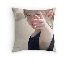 I Want That Throw Pillow
