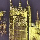 York Minster by David Davies