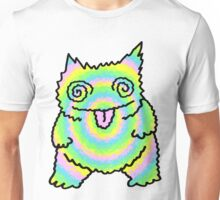 Mister Trippy Cat Unisex T-Shirt