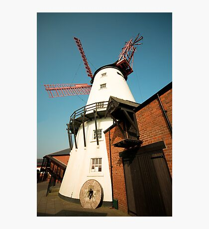 Marsh Mill Thornton England Photographic Print