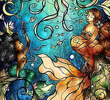 A Friendship Under the Waves by Mandie Manzano