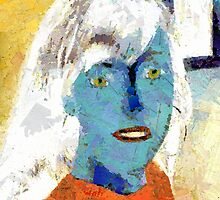 Paper Woman No. 2 by RC deWinter