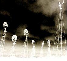 Dust in the Wind Photographic Print