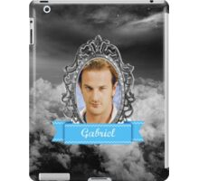 Gabriel mirror iPad Case/Skin