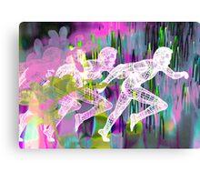 Movement. Canvas Print