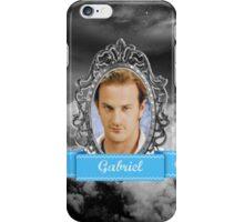Gabriel mirror iPhone Case/Skin