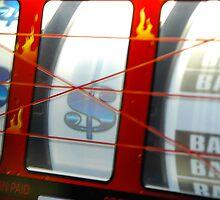 Gambling on slots in Las Vegas by rkdownton