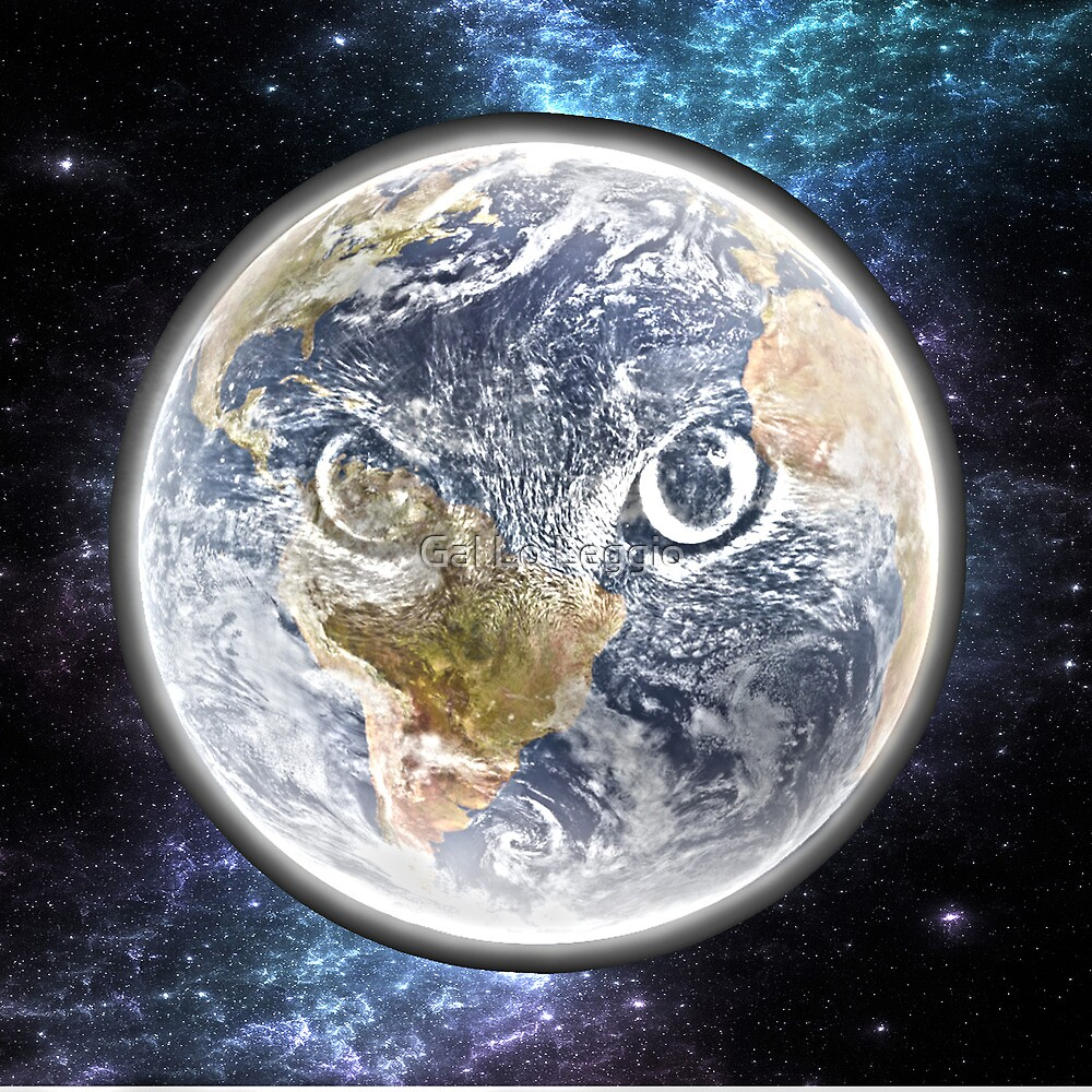 Earth Day by Gal Lo Leggio