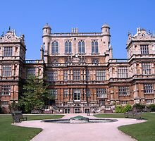 Wollaton Hall by hjaynefoster