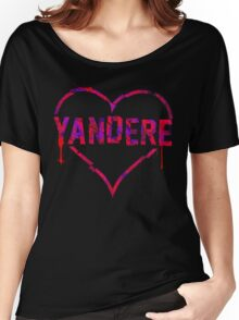 Yandere Women's Relaxed Fit T-Shirt