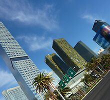 City Centre, Las Vegas by rkdownton