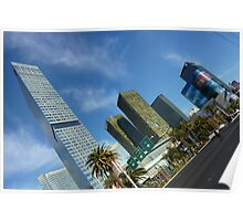 City Centre, Las Vegas Poster