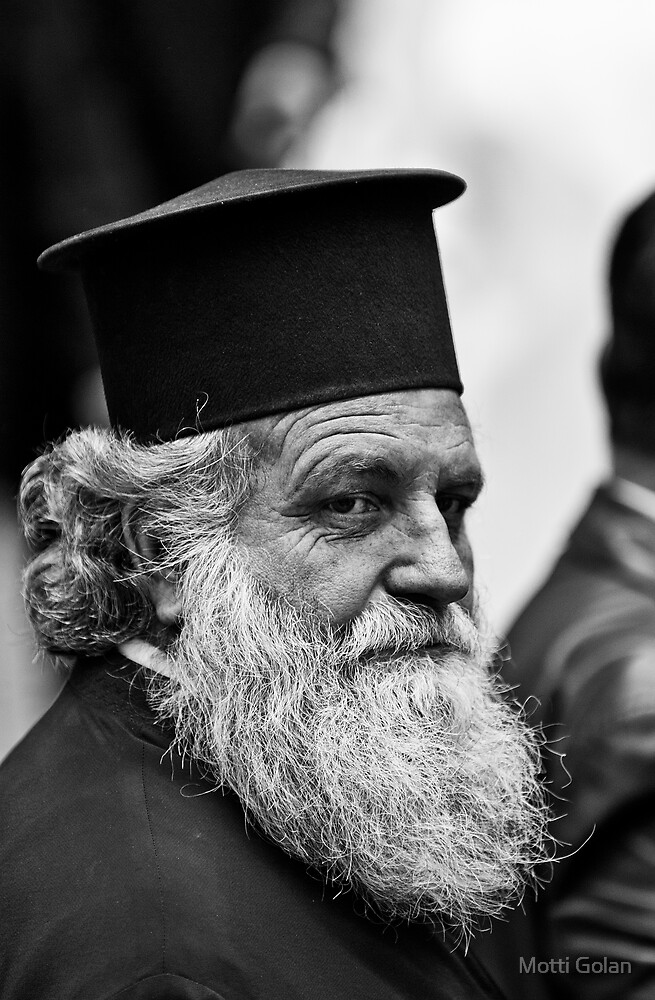 The Priest by Motti Golan