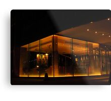 Relaxation at the Salthouse Harbour Hotel Metal Print