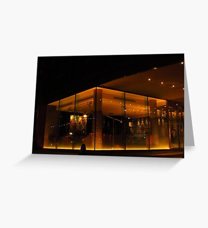 Relaxation at the Salthouse Harbour Hotel Greeting Card